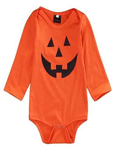 Printed Baby Romper,Lowprofile Infant Kid Baby Girls Boy Halloween Devil Jumpsuit Coverall Teddy Leotard ()