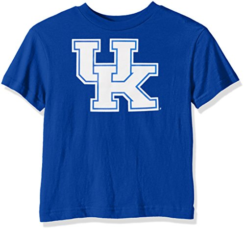 ildcats Primary Logo Tee, Collegiate Royal, Large (14-16) ()