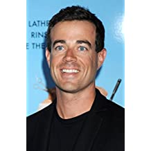 Carson Daly At Arrivals For New York Premiere Of You Don'T Mess With The Zohan, The Ziegfeld Theatre, New York, Ny, June 04, 2008. Photo By: Kristin Callahan/Everett Collection Photo Print (16 x 20)
