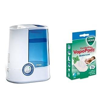 Vicks VH750 Warm Mist Humidifier Procter & Gamble 4022167750112