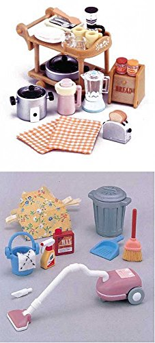 Sets Complete Kitchen Appliances Cleaner