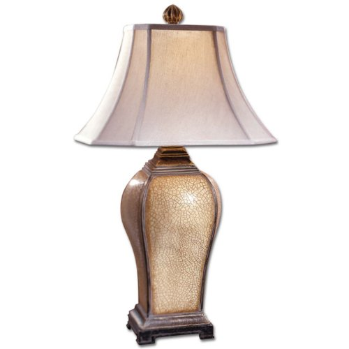 Uttermost 27093, Baron Transitional Table Lamp