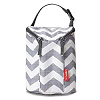 Skip Hop Double Bottle Bag (Chevron)