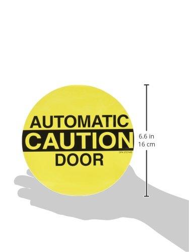 LCN 26101551 2610-155-1 Caution Decal Top Notch Distributors