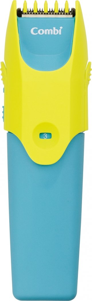 Combi washable clippers Pop Blue combination