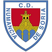 fan products of CD Numancia De Soria - Spain Football Soccer Futbol - Car Sticker - 5