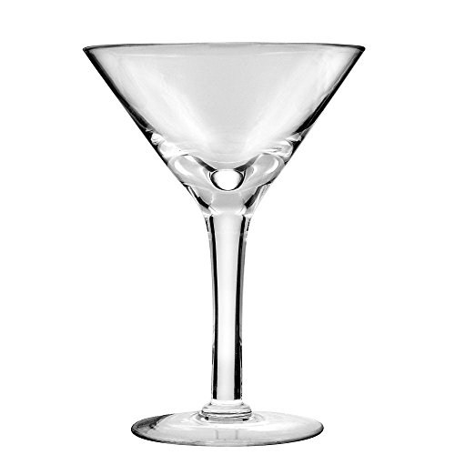 Anchor Hocking H037491 4-1/8 Inch Diameter x 5-3/4 Inch Height, 6-Ounce Ashbury Martini Glass (Case of 36) by Anchor Hocking