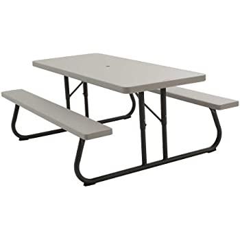 Amazon.com : Merry Garden Interchangeable Picnic Table and ...