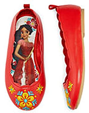Collection Elena of Avalor Flat Costume Shoes