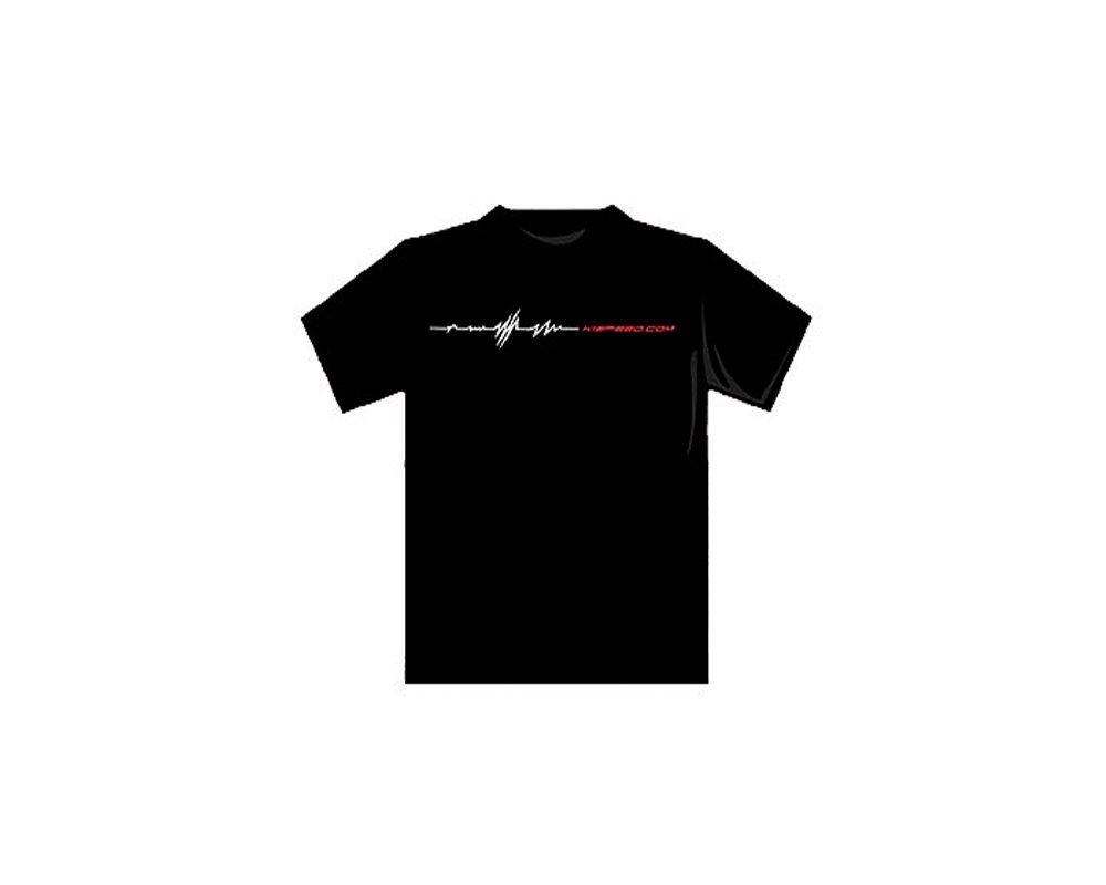 K1 Race Gear 90003020 Black Large Pulse Shirt