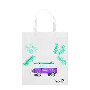 Idee Cadeau Camping Car.Sublimagecreations Tote Bag Camping Car Style Combi Idee