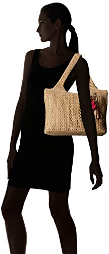 Large With Gold Casual Tote The Classics Sak Bamboo 7Cx7waU