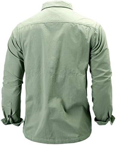 メンズ ロングスリーブ ラペル スポーツ コート ボタン プレミアム コットン トレンチ ブレザー