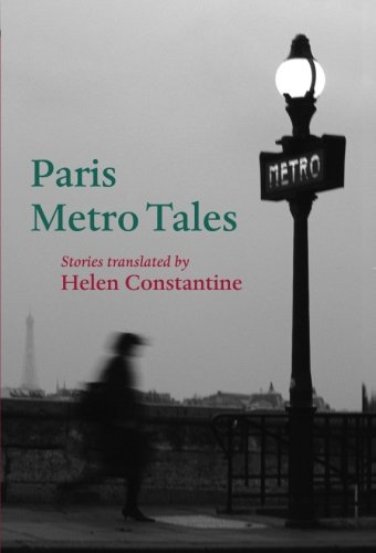 Paris Metro Tales (City Tales)