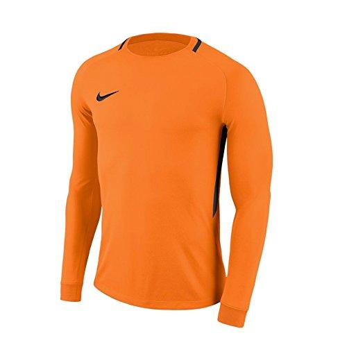 Nike Youth Park III Long Sleeve Goalkeeper Jersey (Total Orange/Black, - Nike Long Jersey Sleeve