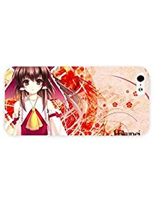 iPhone 5&5S Case - Anime - Hakurei Mu Touhou Project 3D Full Wrap