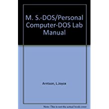 MS/PC DOS Lab Manual