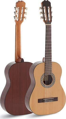Admira - Guitarra ALBA 1/2 CADETE (85cms.): Amazon.es ...