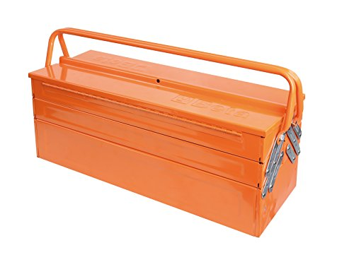 BETA EASY CANTILEVER TOOL BOX WITH 91 PCS OF GENERAL MAINTENANCE TOOLS