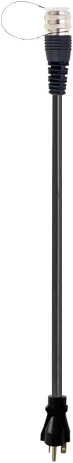 MUSTART The TRAVELMASTER Connector Adapting Plug NEMA 14-30 for Intelligent Plug Identification Auto-Adjusts The Maximum Safe Current Level 2 Portable EV Charger