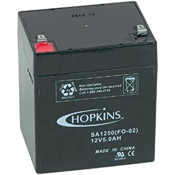 41zL utQy7L._SL500_AC_SS350_ amazon com elk 1250 12v 5 0ah lead acid battery automotive  at crackthecode.co