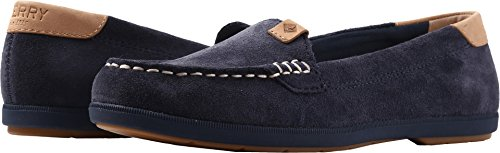 Sperry Women's, Coil Mia Slip on Shoes Navy