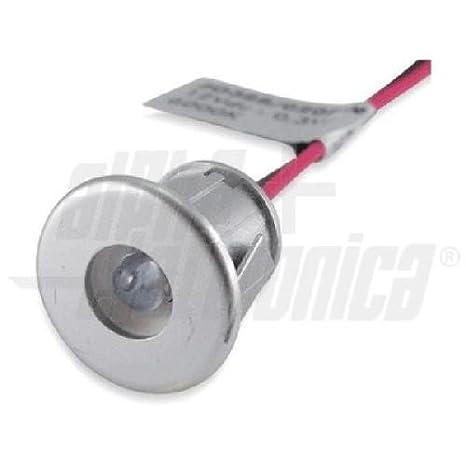 Spot A Led Da Interno.Microelettronica Spotlight Led Bulb 0 3w 12v Dc 11 5 12