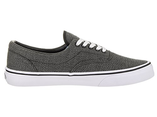 True White Adulto Canvas Blanco Black Era Vans Unisex Negro Classic Zapatillas x1anBqg