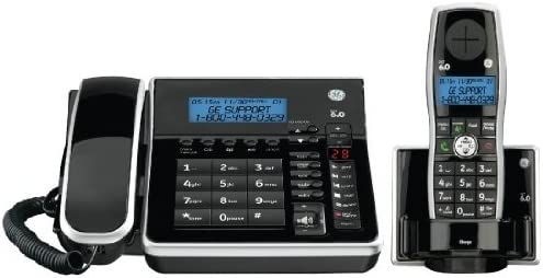 Ge dect 6. 0 cordless phone system manual.