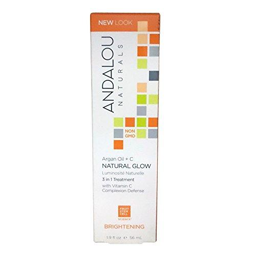 ANDALOU Naturals NAT Glow,3IN1,ARGAN+Omega, 1.9 oz Review