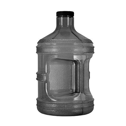 1 Gallon BPA FREE Reusable Plastic Drinking Water Bottle Jug