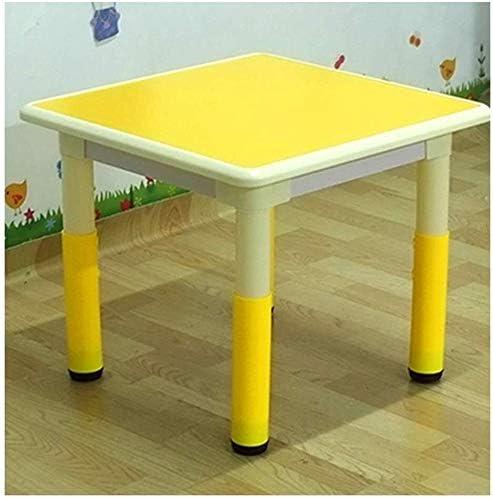 DX Mesa de Estudio de los niños Niño mesas sillas de plástico ...