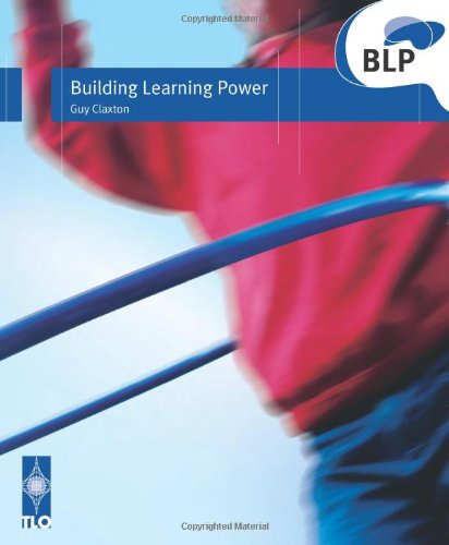 Building Learning Power: Helping Young People Become Better Learners pdf epub