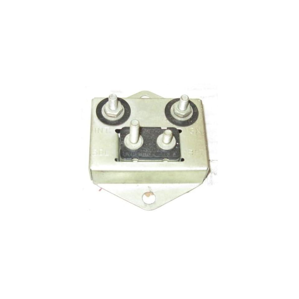 MoPar p/n 1244 929 Resistor/Circuit Breaker for 1949 1950 Dodge   DeSoto   Chrysler