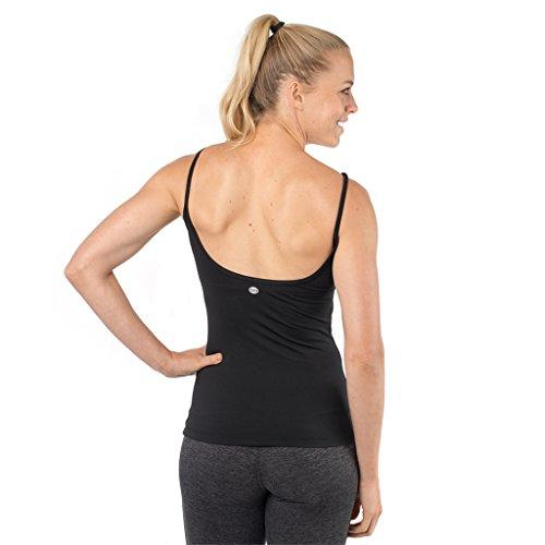 Workout Tank Top W/ Built In Bra For Women FABB Activewear