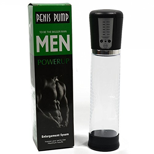 Electric Automatic Penis Pump USB Rechargeable Penis Enlarger Vacuum Pump Powerful Penis Enlargement Extender Sex Toys for Men
