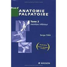 ANATOMIE PALPATOIRE T02 2ÈME ÉDITION N.P.