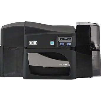 Fargo DTC4500 Cara Impresora de tarjetas con tarjeta de ...