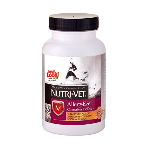 Nutri-Vet Allerg-Eze Supplement for