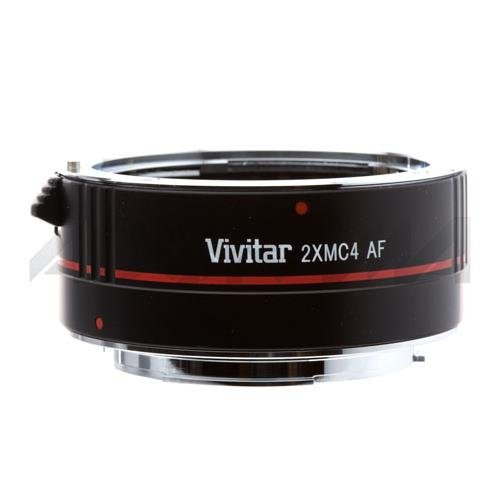 Vivitar Auto Focus Teleconverter Lens