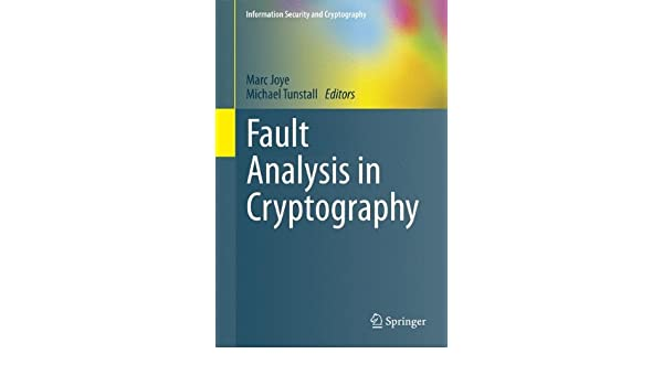 Fault Analysis in Cryptography