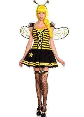 Music Legs Sexy Honey Bee