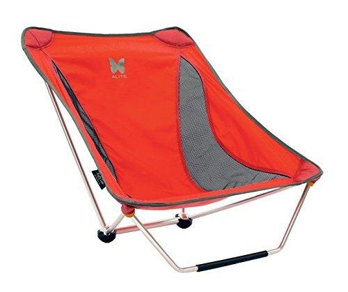 Alite (エーライト) Mayfly Chair (メイフライチェア) [並行輸入品] B07CRJK4KJ スプレックルズ レッド スプレックルズ レッド