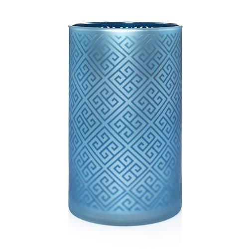Yankee Candle Greek Isle Jar Candle (Greek Key Vase)