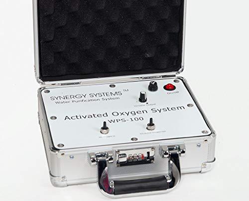 Synergy Ozone Generator WPS-100 | Professional Ozone Machine | 110 v | Professional Output 13-69 mcg/ml