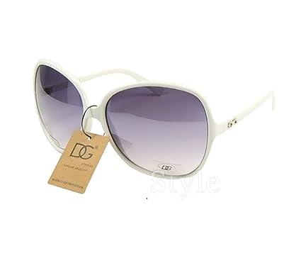 DG Eyewear ® Gafas de Sol mujer Moda blanco - Nuevas con ...