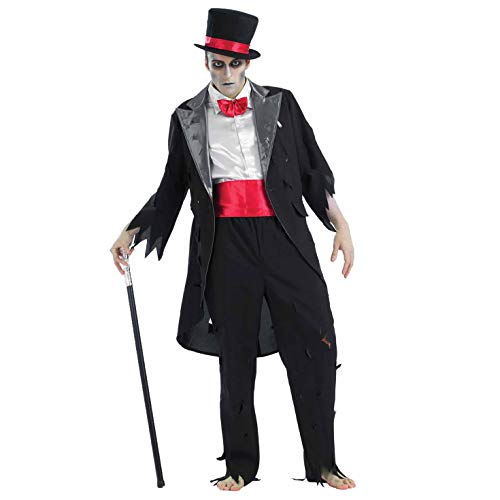 fun shack Mens Corpse Groom Suit, Medium]()