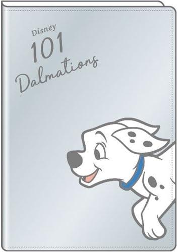 Amazon Co Jp デルフィーノ 19年マンスリー手帳 ディズニー クラシックキャラクター 101匹わんちゃん アップリケ 18年9月始まり B6サイズ Dz 文房具 オフィス用品
