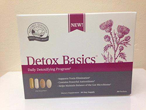 Natures Sunshine Detox - Nature's Sunshine Detox Basics