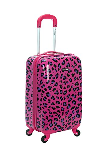 rockland-20-inch-carry-on-skin-magenta-leopard-one-size